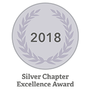 Silver Chapter Excellence Award
